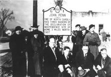 first marker dedication